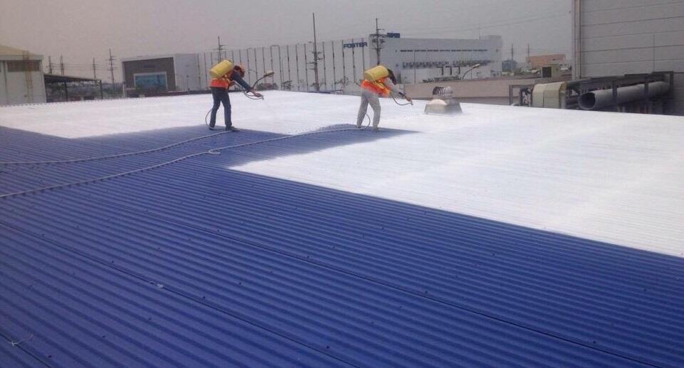 sơn chống nóng mái